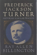fredrick jackson turner essay Rereading frederick jackson turneredited by john mack faragherholt, 255 pages, $30since its publication a century ago, frederick jackson turner's essay the significance of the frontier in.