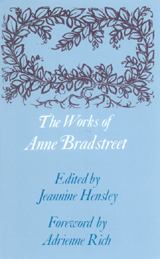 anne bradstreet a letter to her husband