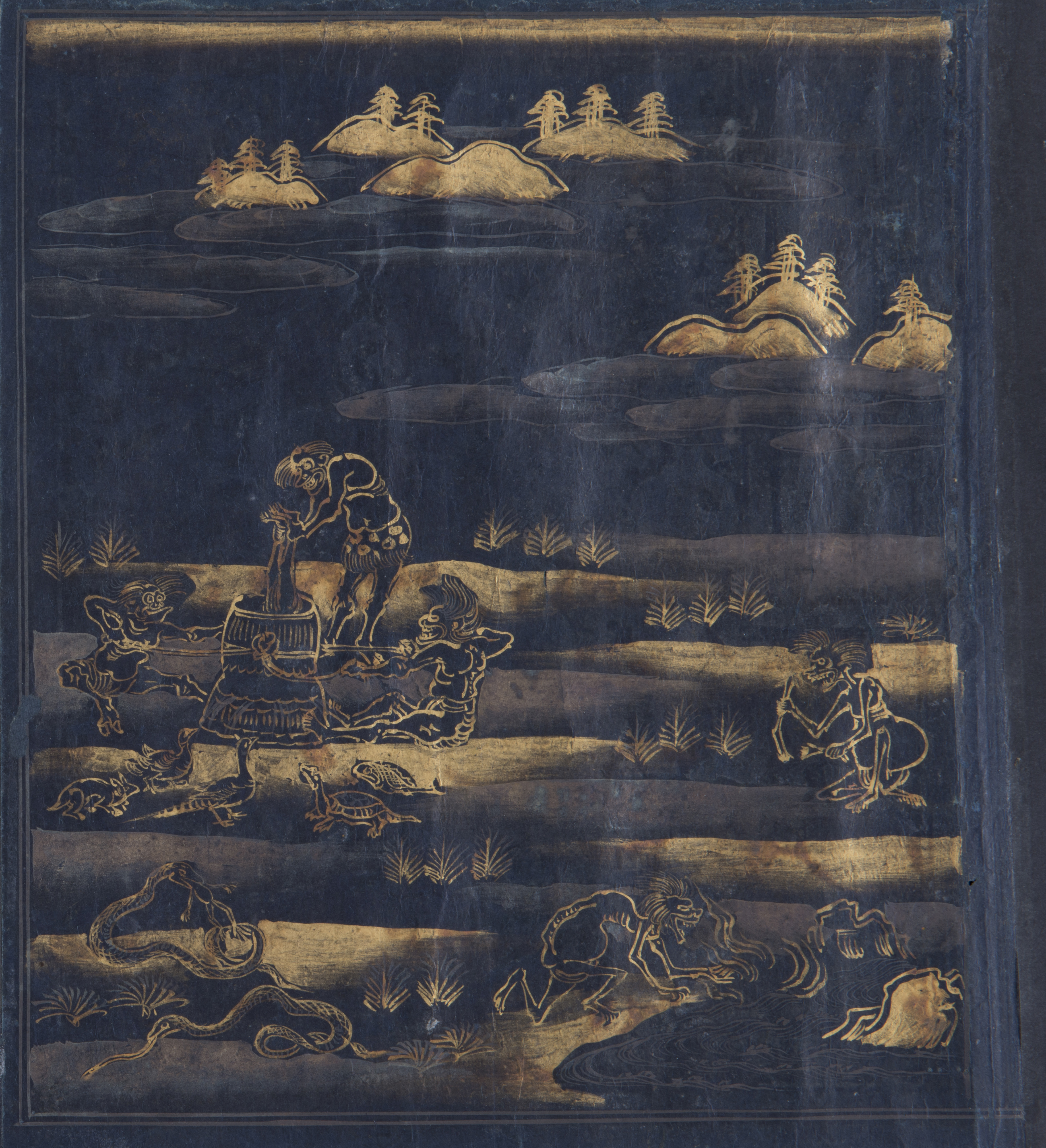 The Political Culture of a Scroll: Jien's Appropriation of Kitano Tenjin