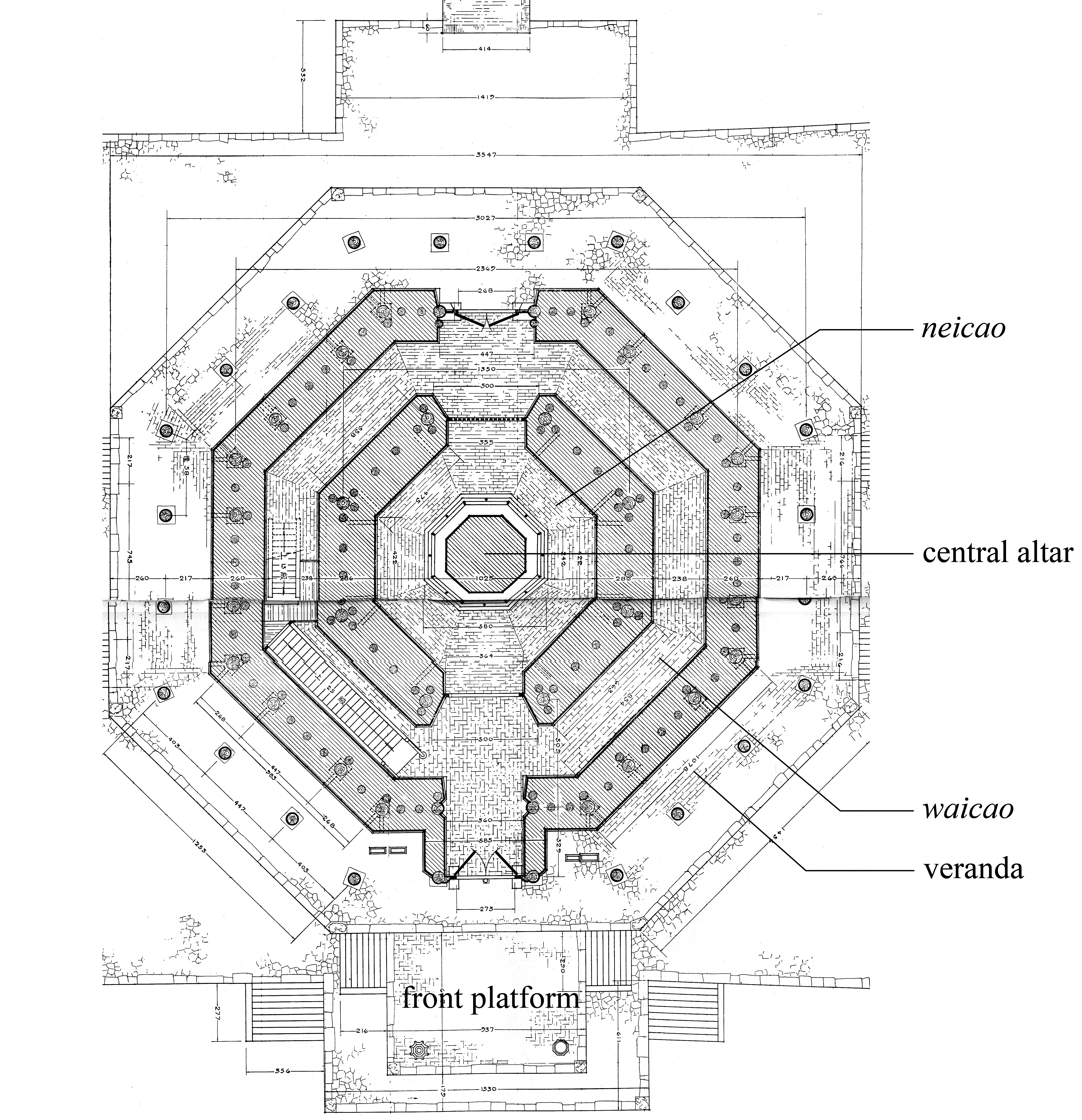 Performing Center in a Vertical Rise: Multilevel Pagodas in China\'s ...