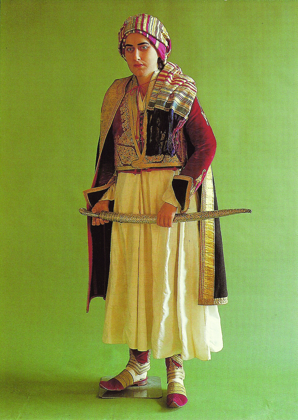 54fd2cb22 Lord Byron (1788-1824) in Albanian Dress: A Sartorial Response to ...