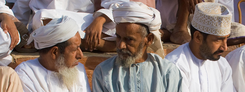 Omani Men's National Dress: Displaying Personal Taste, Asserting National  Identity
