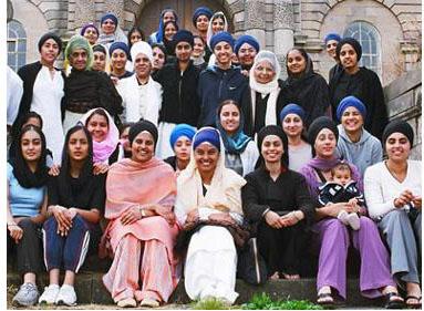 Sexy sikh women