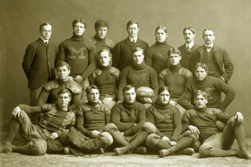 1901 team photo
