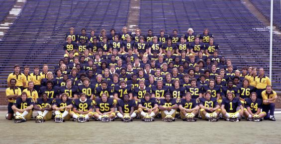 1975 team photo