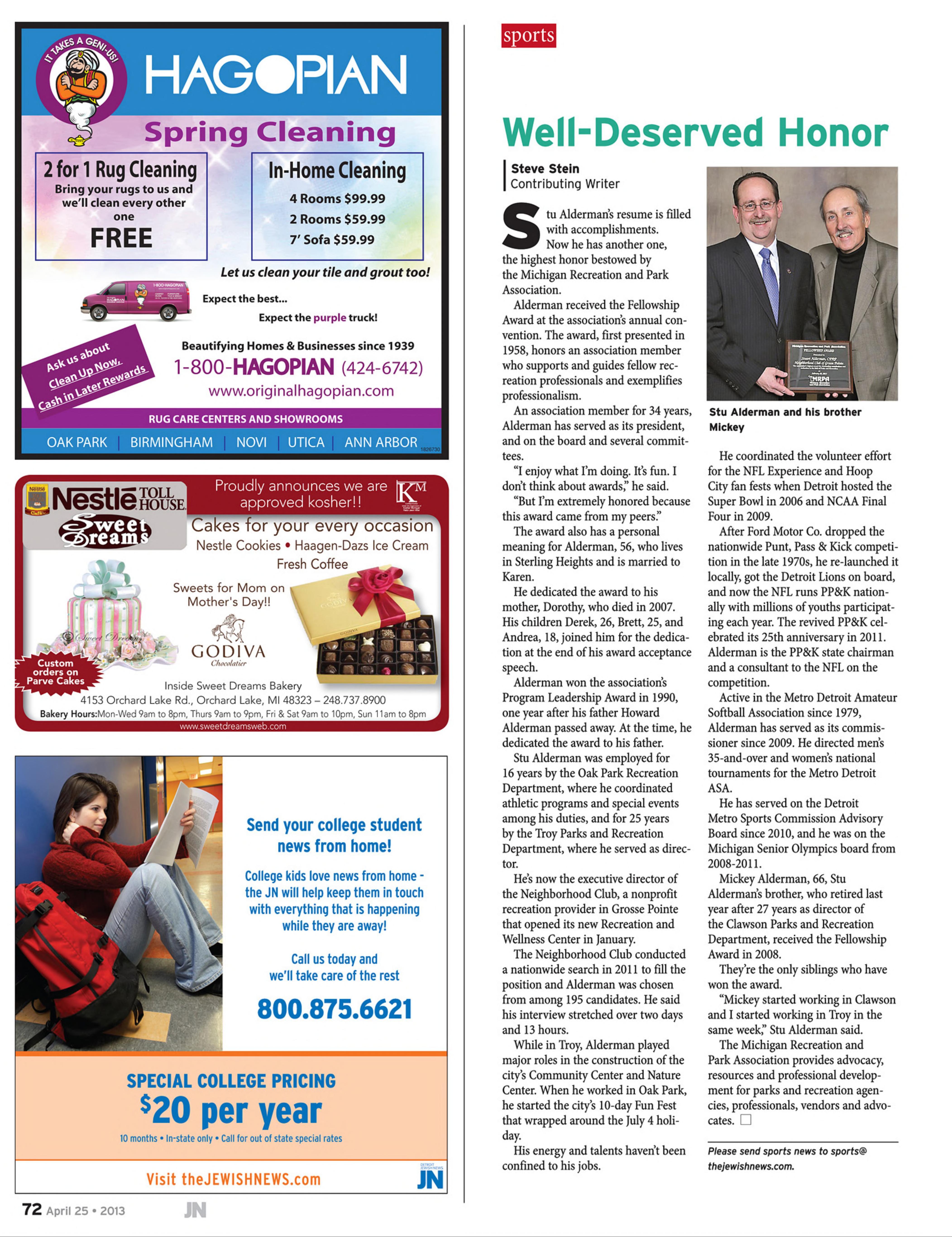 Detroit Jewish News Digital Archives