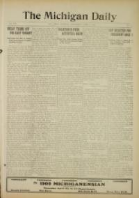 image of April 21, 1909 - number 1