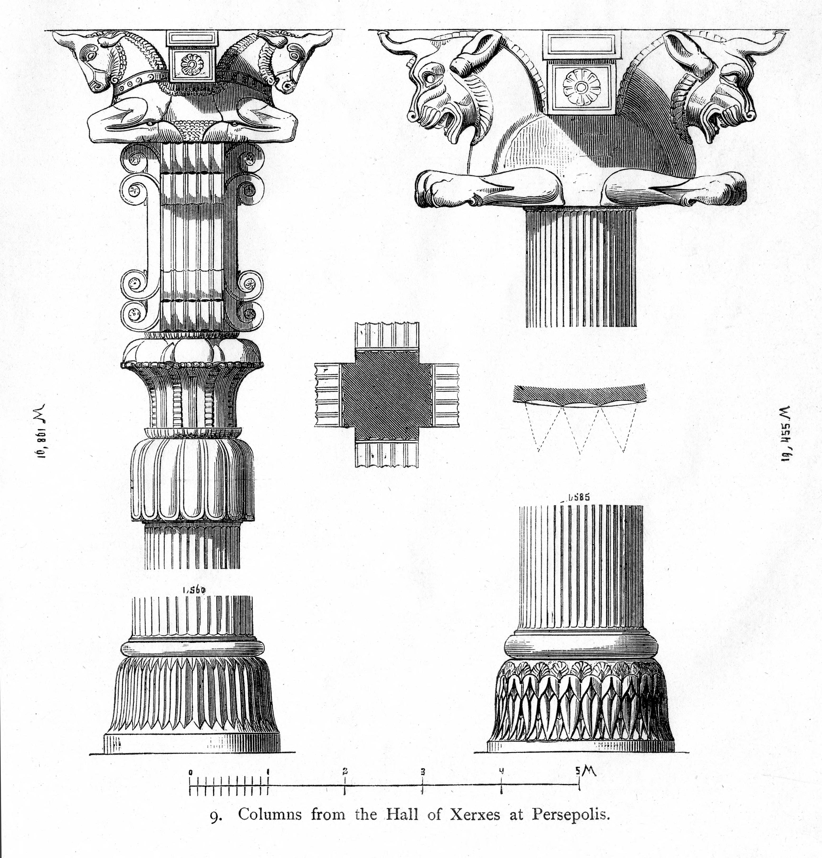 Historic Illustrations Of Art And Architecture Persian Art