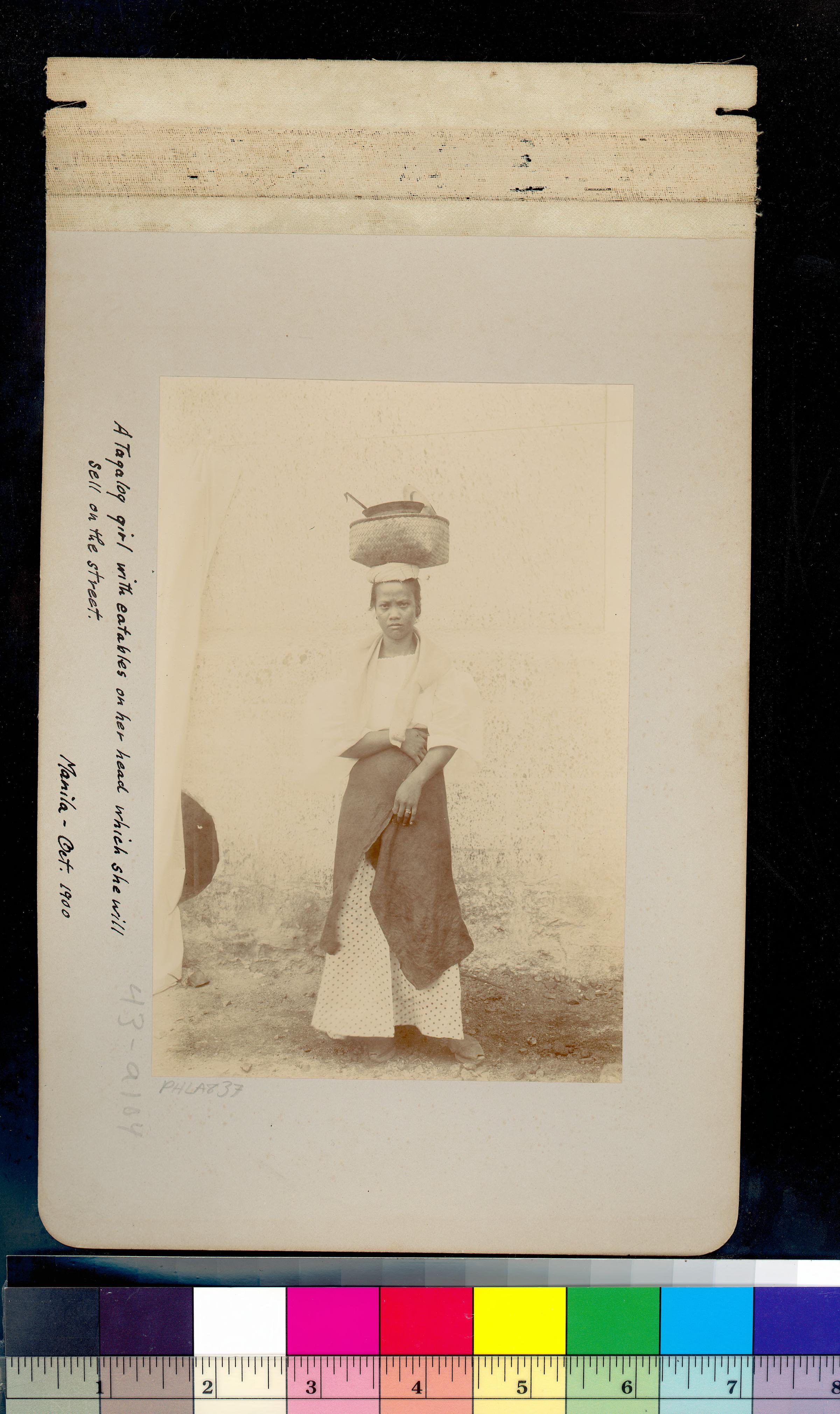 U-M Library Image Collection Portfolios: People of the Philippines ...