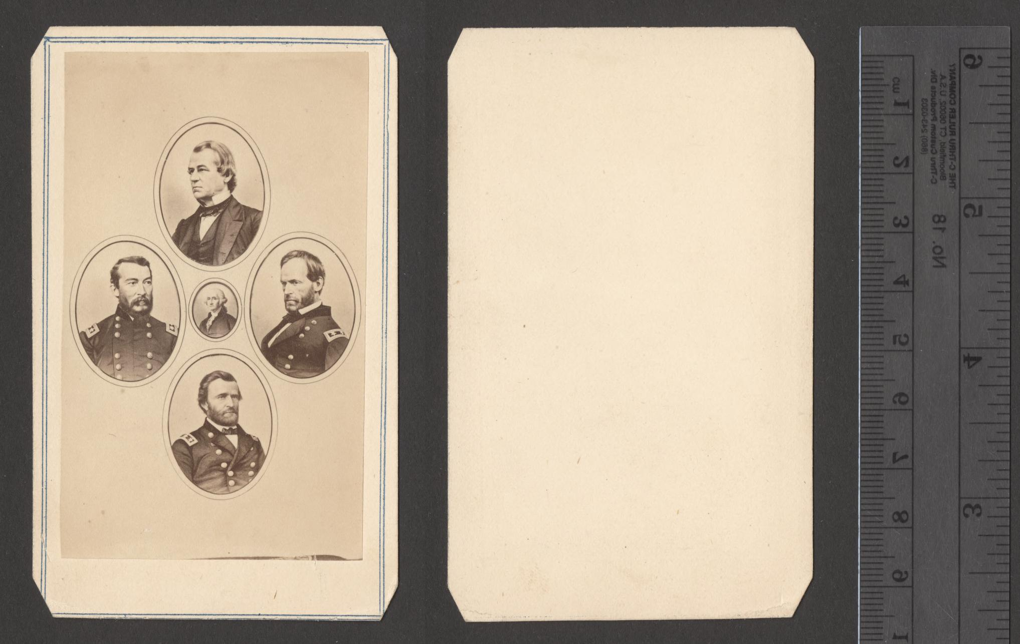 William L Clements Library Image Bank Ulysses S Grant Philip