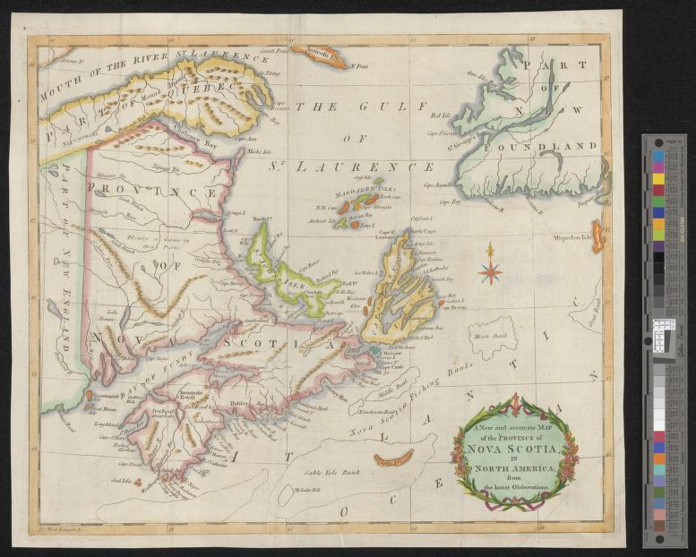 William L. Clements Library Image Bank: A new and accurate map of ...