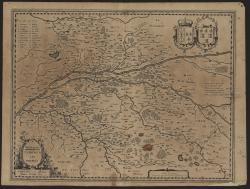 Touraine : Turonensis ducatus.