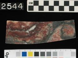 Sample; Inorganic specimens; Marble; undecorated