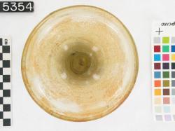 Dish; Glass vessels; Glass