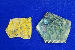 Fragment; Glass vessels; Glass
