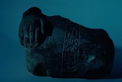 sculpture fragment; Sculpture; Limestone
