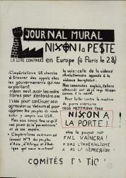 Journal Mural Nixon la Peste