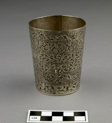 Cup for Kiddush; 2.75