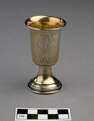 Goblet for Kiddush; 3
