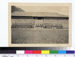Group of Cordillera soldiers with their American superiors