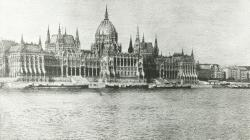 Parliament Houses in Budapest