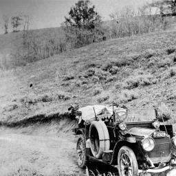Bentley Image Bank, Bentley Historical Library: Packard