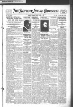 image of April 08, 1927 - number 1
