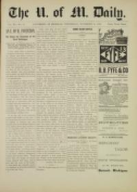 image of November 16, 1892 - number 1