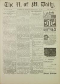 image of May 25, 1893 - number 1
