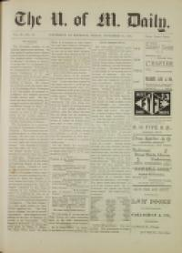 image of November 13, 1891 - number 1