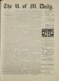 image of November 23, 1891 - number 1