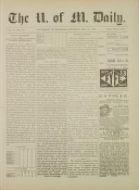 image of May 28, 1892 - number 1