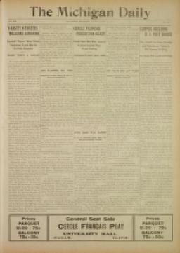 image of April 25, 1911 - number 1