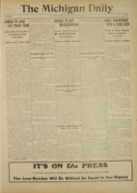 image of June 10, 1911 - number 1