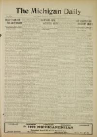 image of April 21, 1909 - number 1