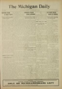 image of May 22, 1909 - number 1
