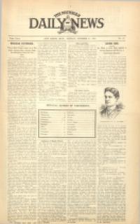 image of October 13, 1901 - number 1