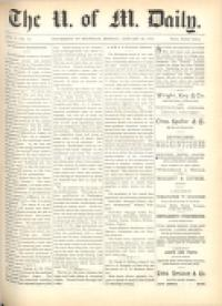 image of January 25, 1891 - number 1