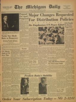 image of September 23, 1960 - number 1