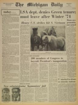 image of January 18, 1973 - number 1