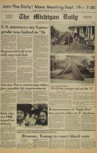 image of September 15, 1977 - number 1