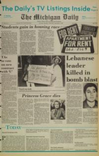 image of September 15, 1982 - number 1
