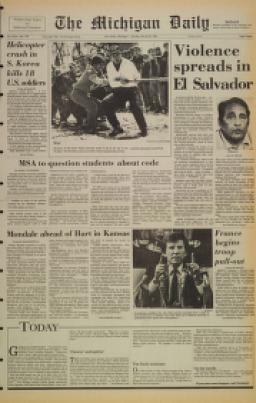 image of March 25, 1984 - number 1