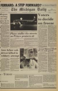image of September 14, 1984 - number 1