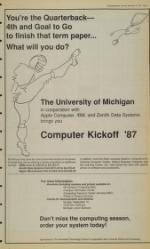 Apple AND Computers - Michigan Daily Digital Archives
