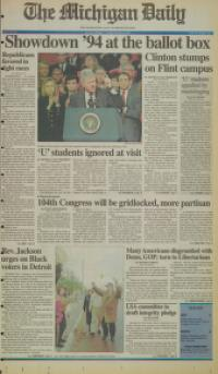 image of November 08, 1994 - number 1