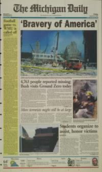 image of September 14, 2001 - number 1