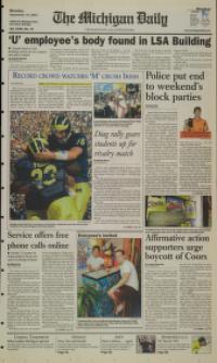 image of September 15, 2003 - number 1