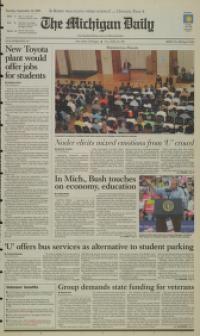 image of September 14, 2004 - number 1