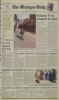 image of September 15, 2005 - number 1